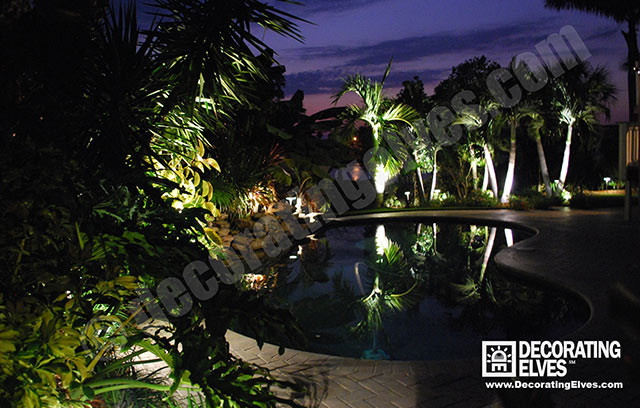 LED-Accent-Lighting-Mirrorred-in-Pool