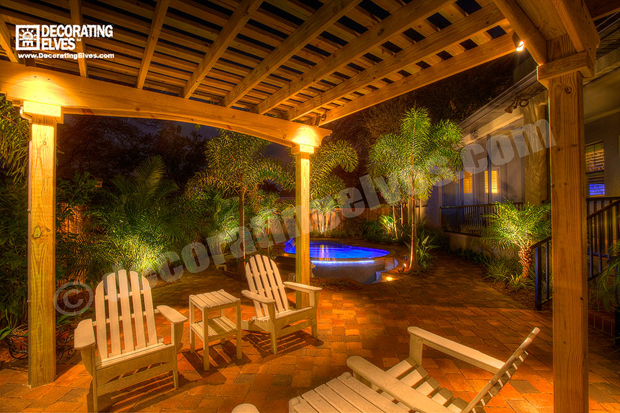 Arbor-Lighting,-Pergola-Lighting,----------------www.decoratingelves.com
