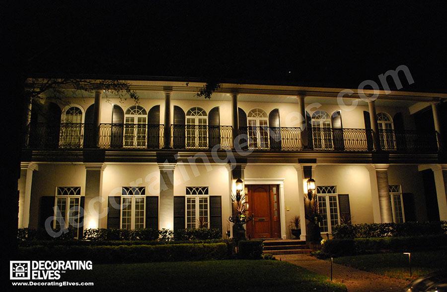 Architectural-Lighting,-Two-Story-Lighting,-Front-Porch-Lighting,-Column-Lighting,-www.decoratingelves.com
