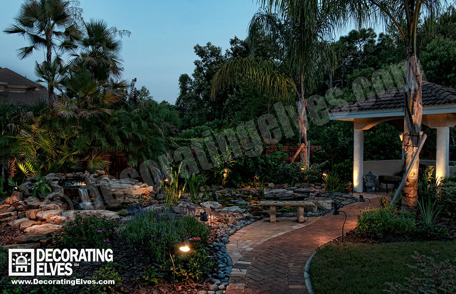 Backyard-Lighting-Pond-Lighting-Gazebo-Lighting-Walk-Pathway-Lighting-www.decoratingelves.com