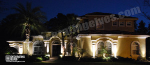 Residential Outdoor Lighting For Homes Tampa Clearwater St