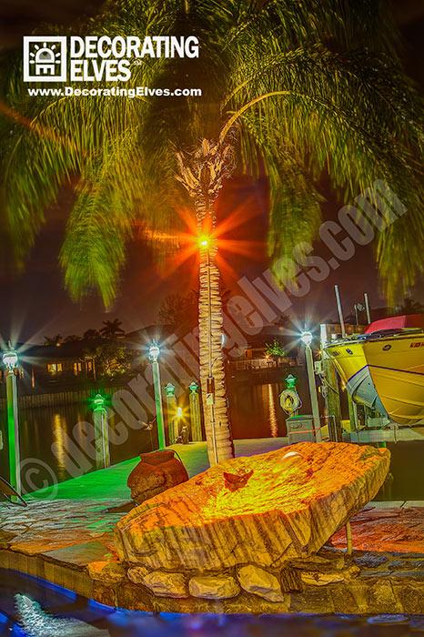Uplighting-Palm-Hardscape-Lightng-Fountian-Lighting-www.decoratingelves.com