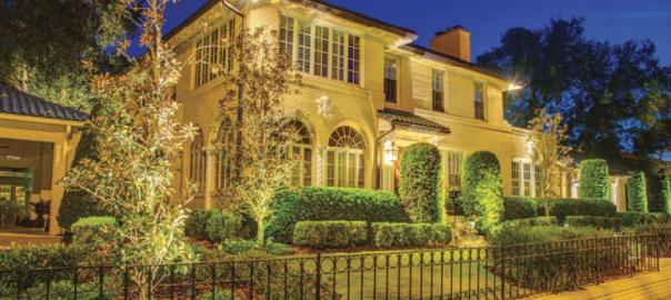 Benefits Of Outdoor Landscape Lighting