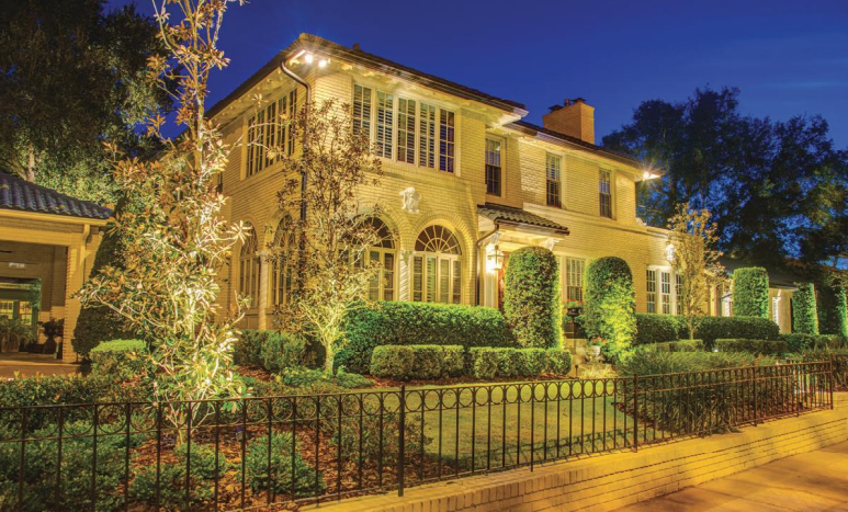 Five Benefits Of Outdoor Landscape Lighting Tampa Florida