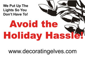 Avoid The Holiday Hassle