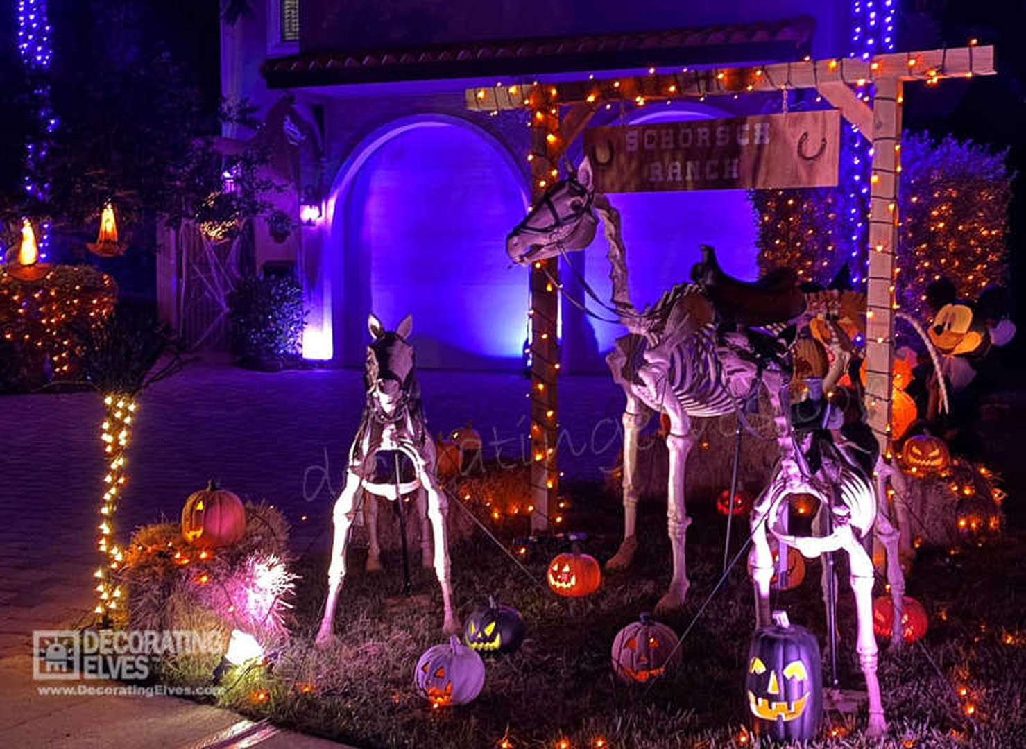 Halloween Horse Ranch