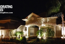 LED-Front-House-Uplighting-Palm-Lighting-All-www.decoratingelves.com