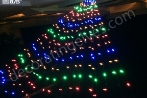Christmas-Tree-made-with-LED-C9's-www.decoratingelves.com